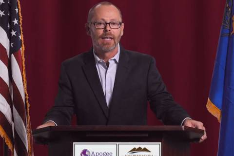 Rick Barron of Signature Homes was appointed as the 2021 Southern Nevada Home Builders Associat ...