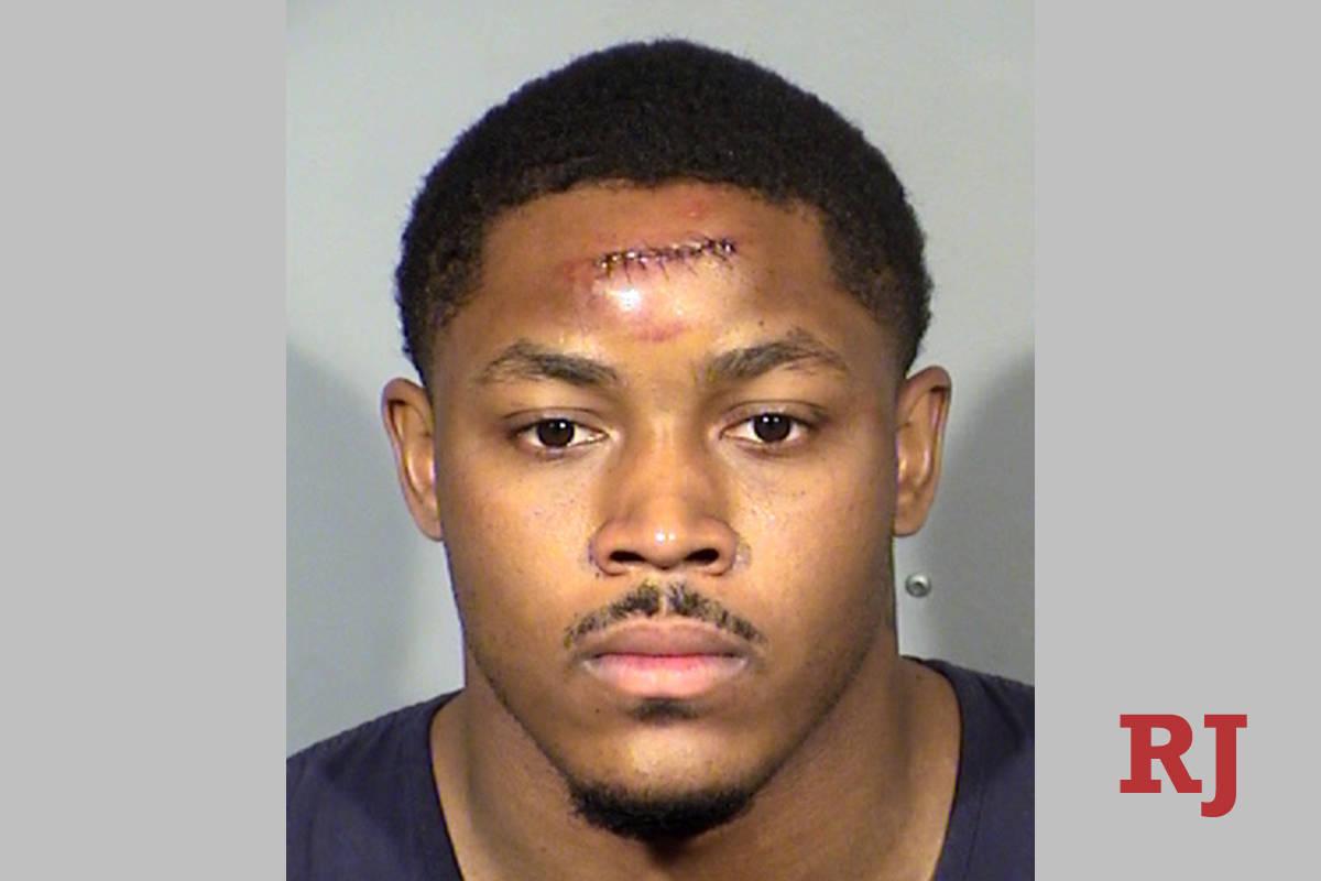 Josh Jacobs (Las Vegas Metropolitan Police Department)