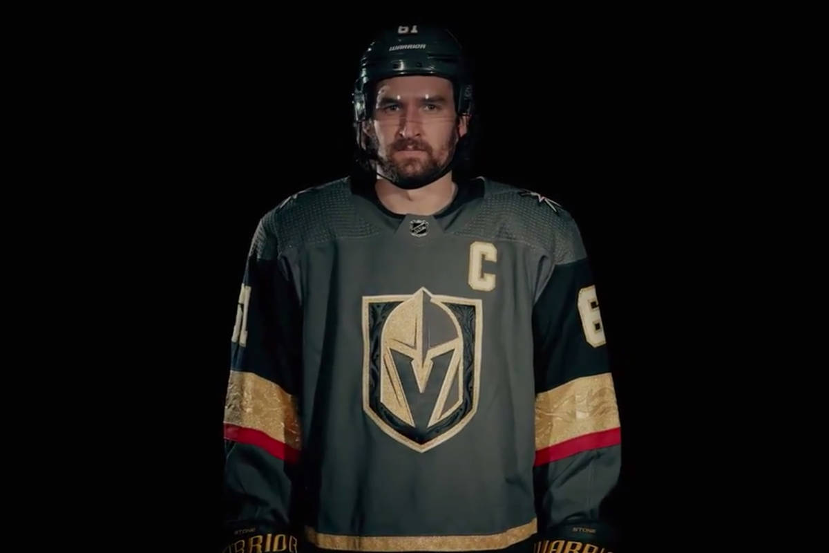 Mark Stone was named the first captain of the Golden Knights on Wednesday. (Vegas Golden Knights)