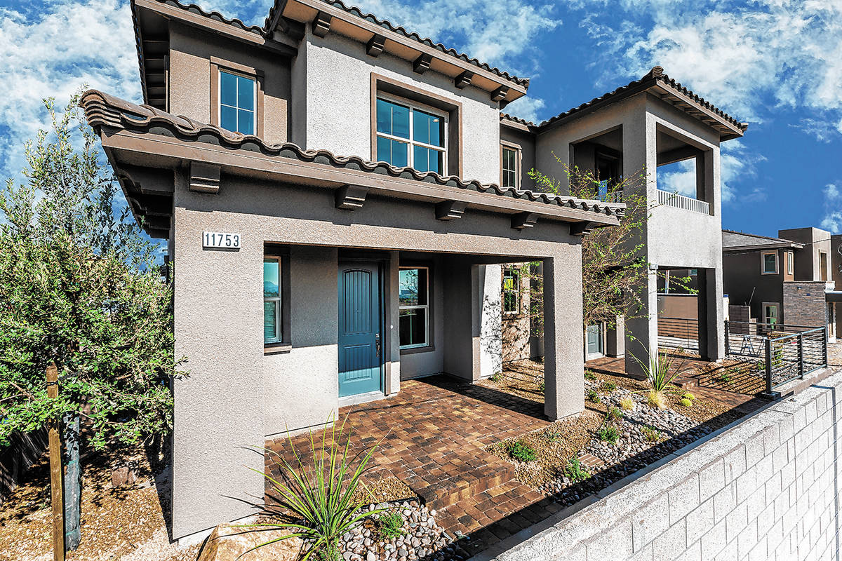 Moro Rock by Richmond American Homes has opened in Redpoint Square, the newest district in the ...