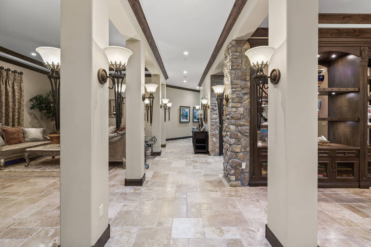 The living areas are large. (Ivan Sher Group)