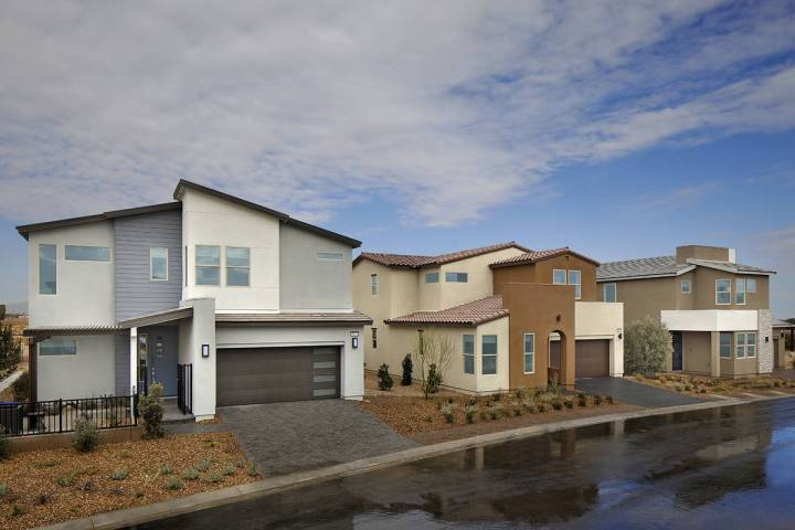 Tri Pointe Homes, formerly Pardee Homes, has opened two neighborhoods, Atlas and Latitude near ...