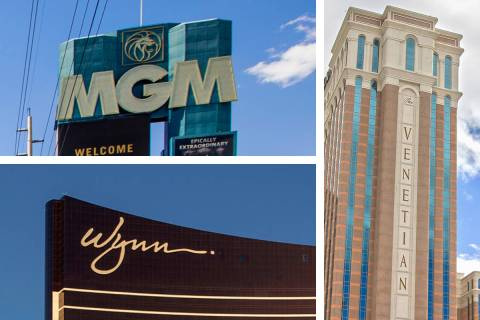 The Forbes Travel Guide is peppered with properties affiliated with Wynn Resorts Ltd., MGM Reso ...