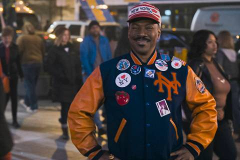 "Eddie Murphy stars in ""Coming 2 America"". (Quantrell D. Colbert/Paramount Pictures)"