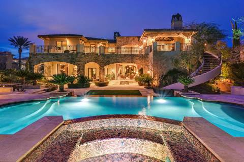 Las Vegas Luxury Home Showcase will be held March 26 and 27. (Darin Marques Group)