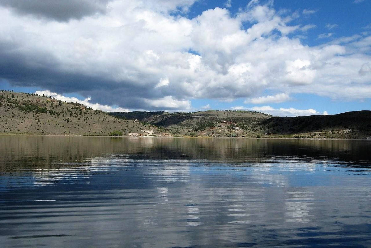 Panguitch Lake (Utah Division of Wildlife Resources)