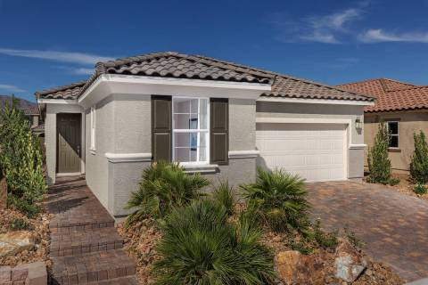 Tule Springs opened in February 2018 with KB Home and other builders offering affordable homes. ...