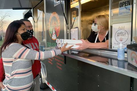 Cadence in Henderson is launching a food truck booking program, which will bring variety of cho ...
