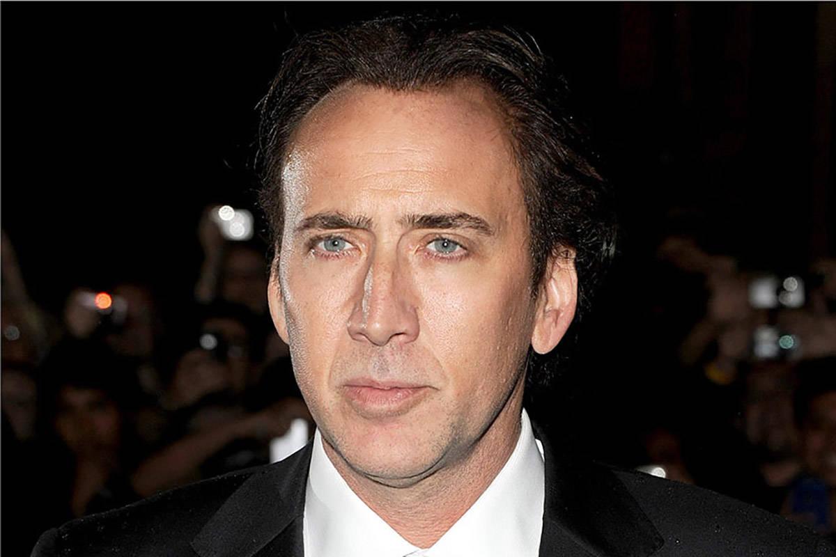 Nicolas Cage (courtesy)