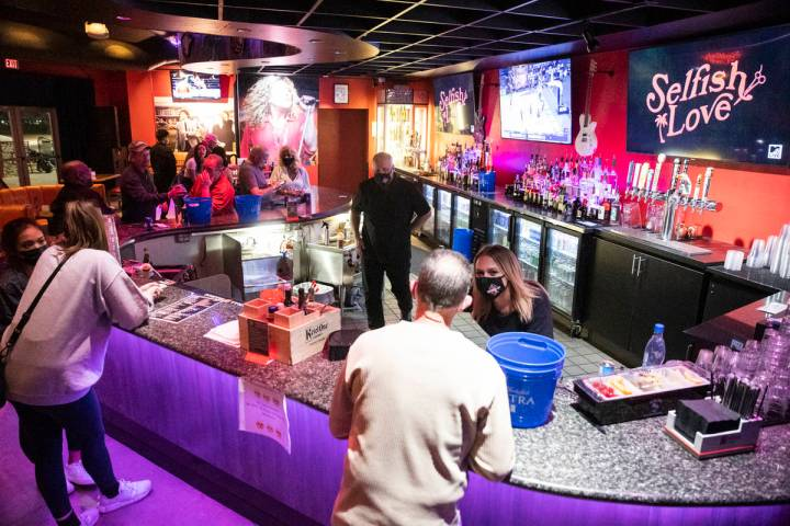Rockstar Bar will focus on classic rock acts before expanding into other music genres. (Erik Ve ...