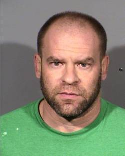 Former Henderson police officer Michael Ray Stevens was arrested on sexual assault and domestic ...