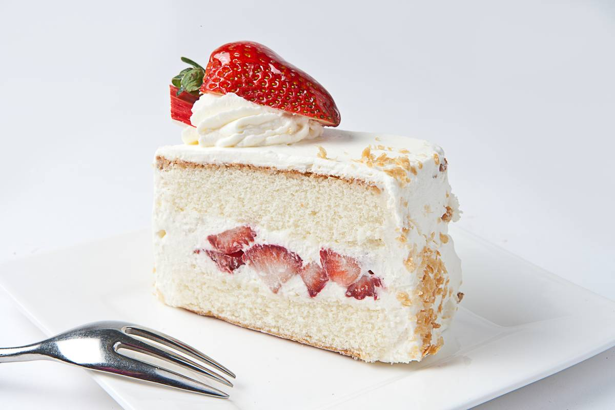 Cake slices will be among the items sold at the new Freed's dessert shop in the Arts District, ...