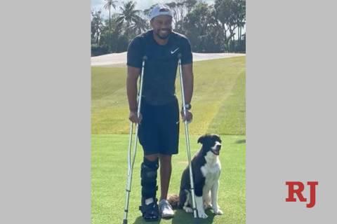 (Tiger Woods Instagram)