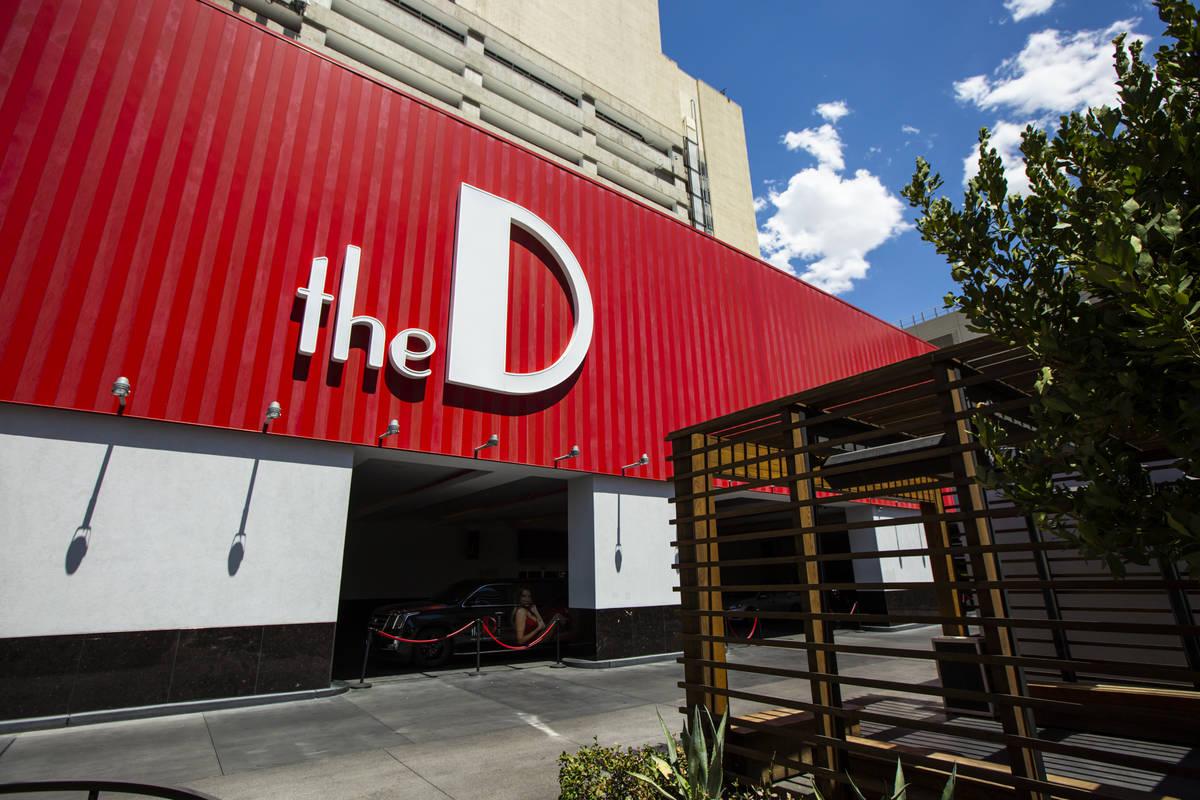 The D Las Vegas on Tuesday, Aug. 11, 2020. (Chase Stevens/Las Vegas Review-Journal) @csstevensphoto