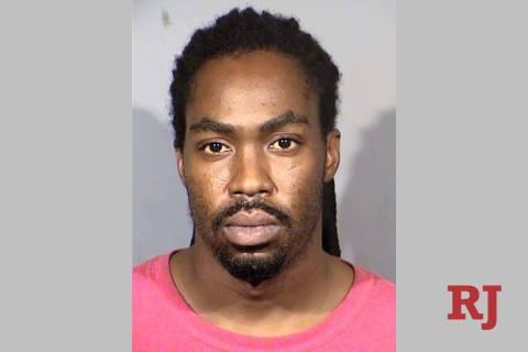 Deandre Gathrite (Las Vegas Metropolitan Police Department)