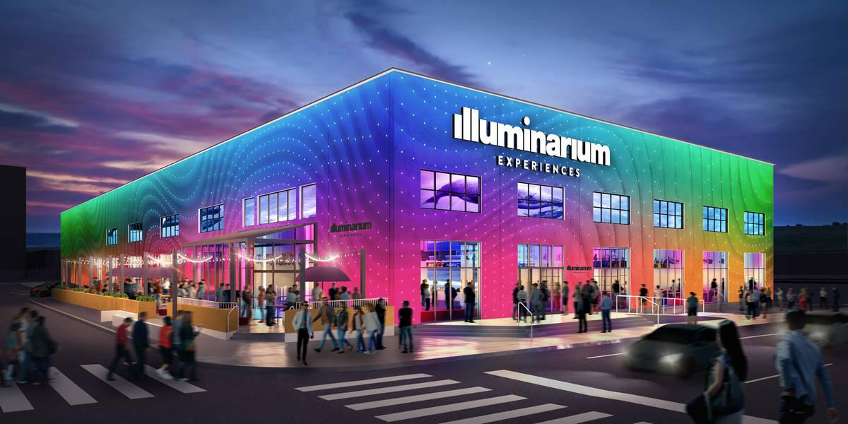 Illuminarium Experiences to open the new immersive events and entertainment venue in Las Vegas ...