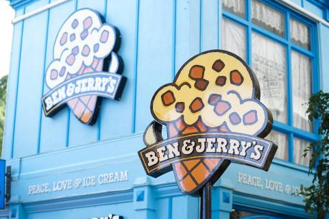 Four of Ben & Jerry's locations in Southern Nevada will honor those who serve their communiti ...