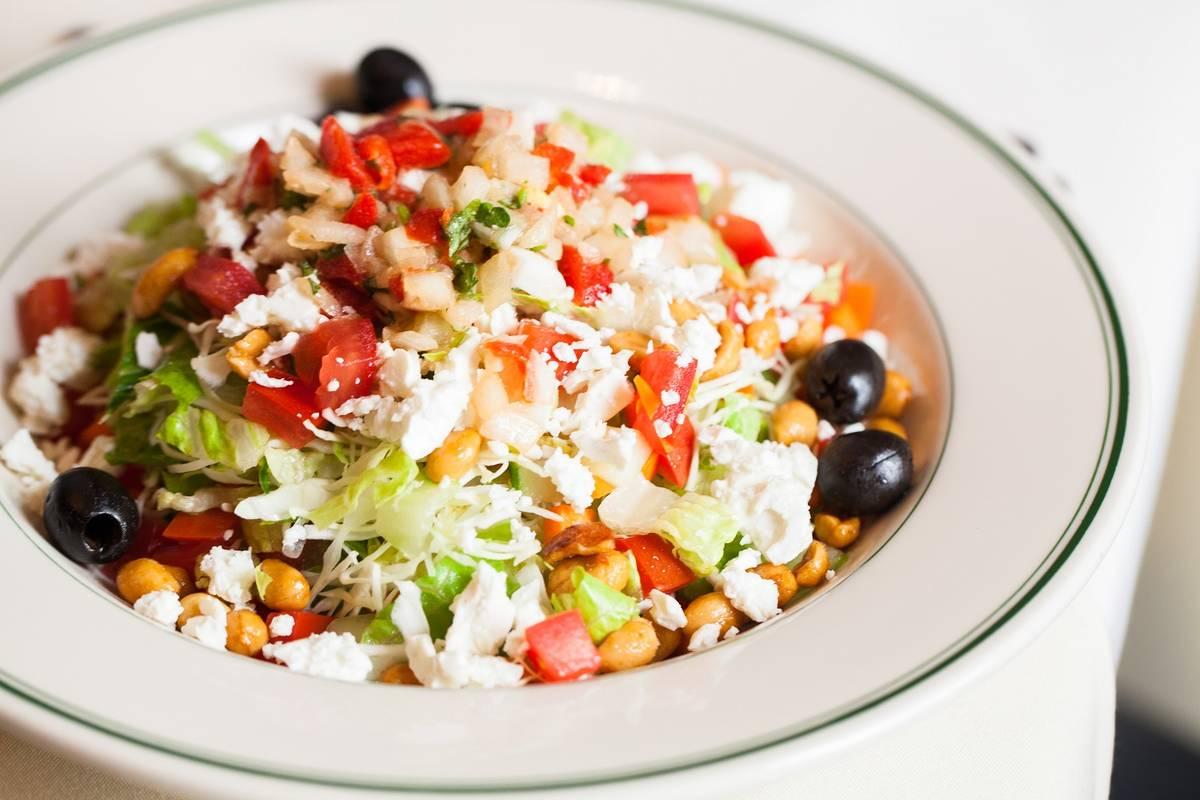 Joe's Chopped Salad will be part of the Restaurant Week menu. (Joe's Seafood, Prime Steak & Sto ...