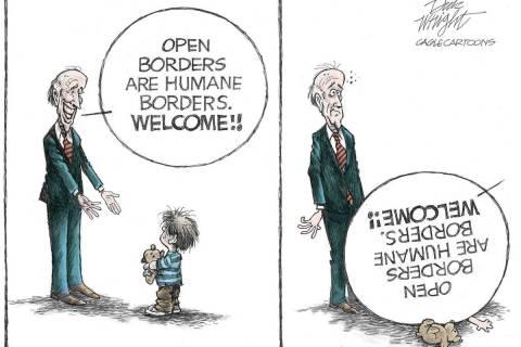 (Dick Wright/PoliticalCartoons.com)