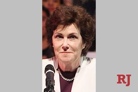 Nev. Sen. Jacky Rosen (Review-Journal file photo)