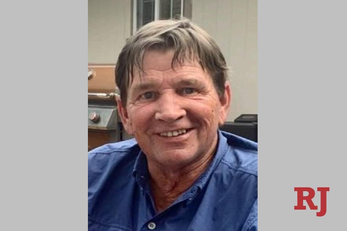 John Schultz, 60 (Las Vegas Metropolitan Police Department)