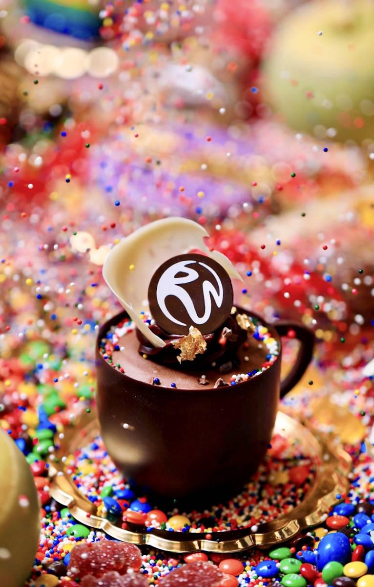 Resorts World Las Vegas Famous Foods Dessert. (Megan Blair)