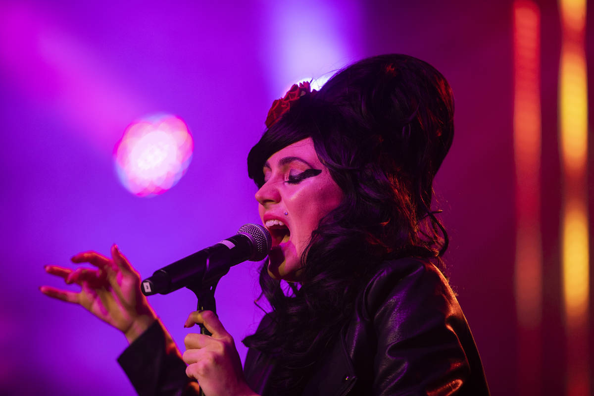 """""""27 - A Musical Experience,Ó is a new show at Virgin Hotels Las Vegas celebrating the ..."""