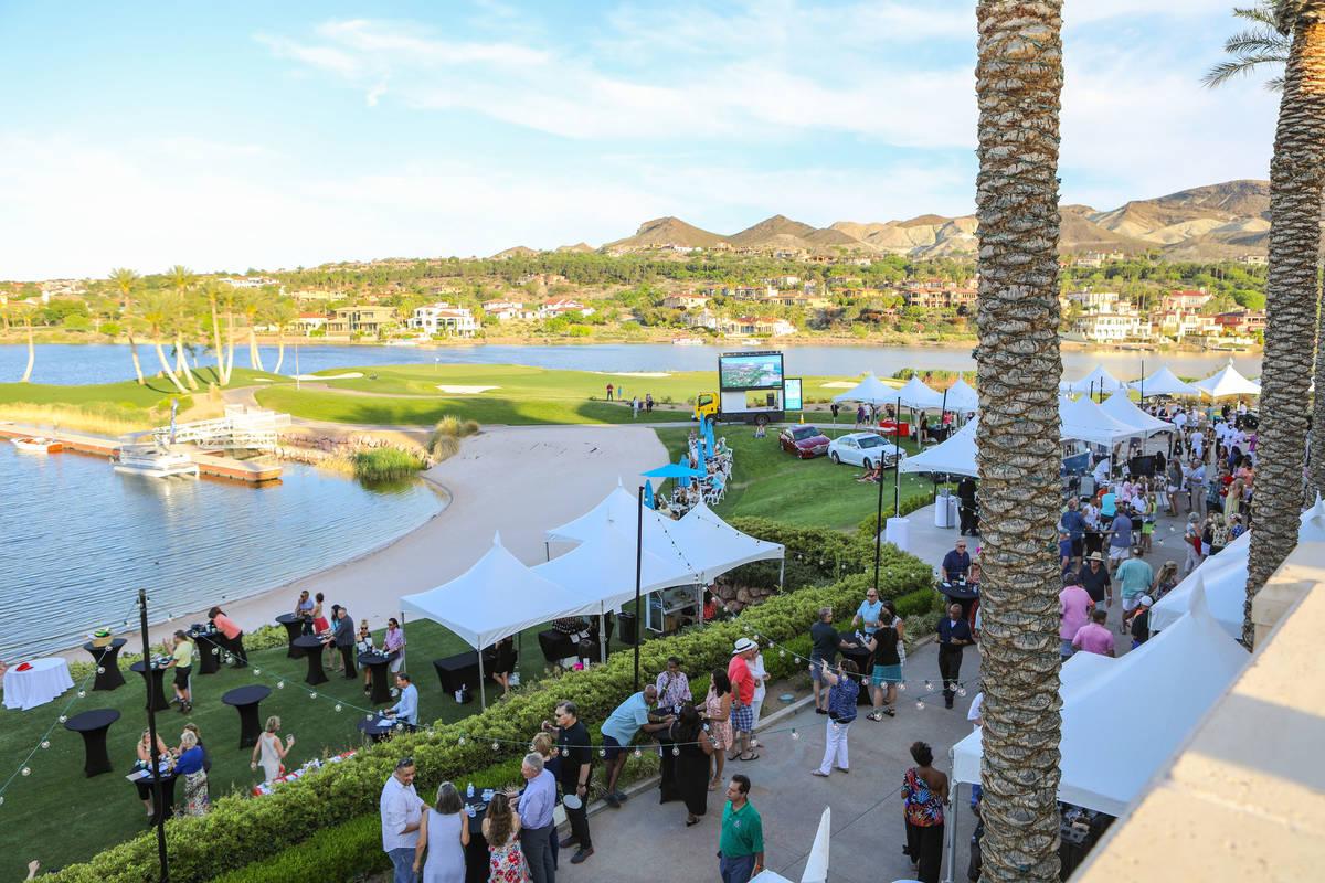 The Visit Henderson Lake Las Vegas Golf & Food Festival will be held Sept. 3-5. (Lake Las Vegas)
