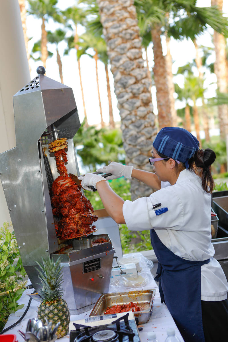 """The annual event closes out the weekend with """"The Feast"""" celebration on Sept. 5. (Lake Las ..."""