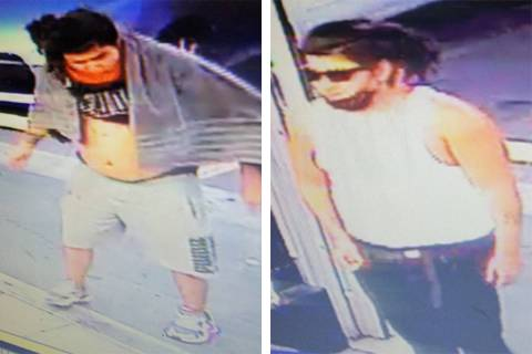 Police are seeking this man in connection to several armed robberies of a business on the 2000 ...