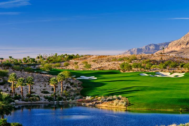 The Henebrys The Summit Club in Summerlin has sold 4.47 acres to a wealthy California buyer for ...