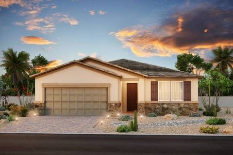Shadow Crest by Beazer Homes will hold a grand opening in Mesquite on July 31- Aug. 1 from 11 a ...