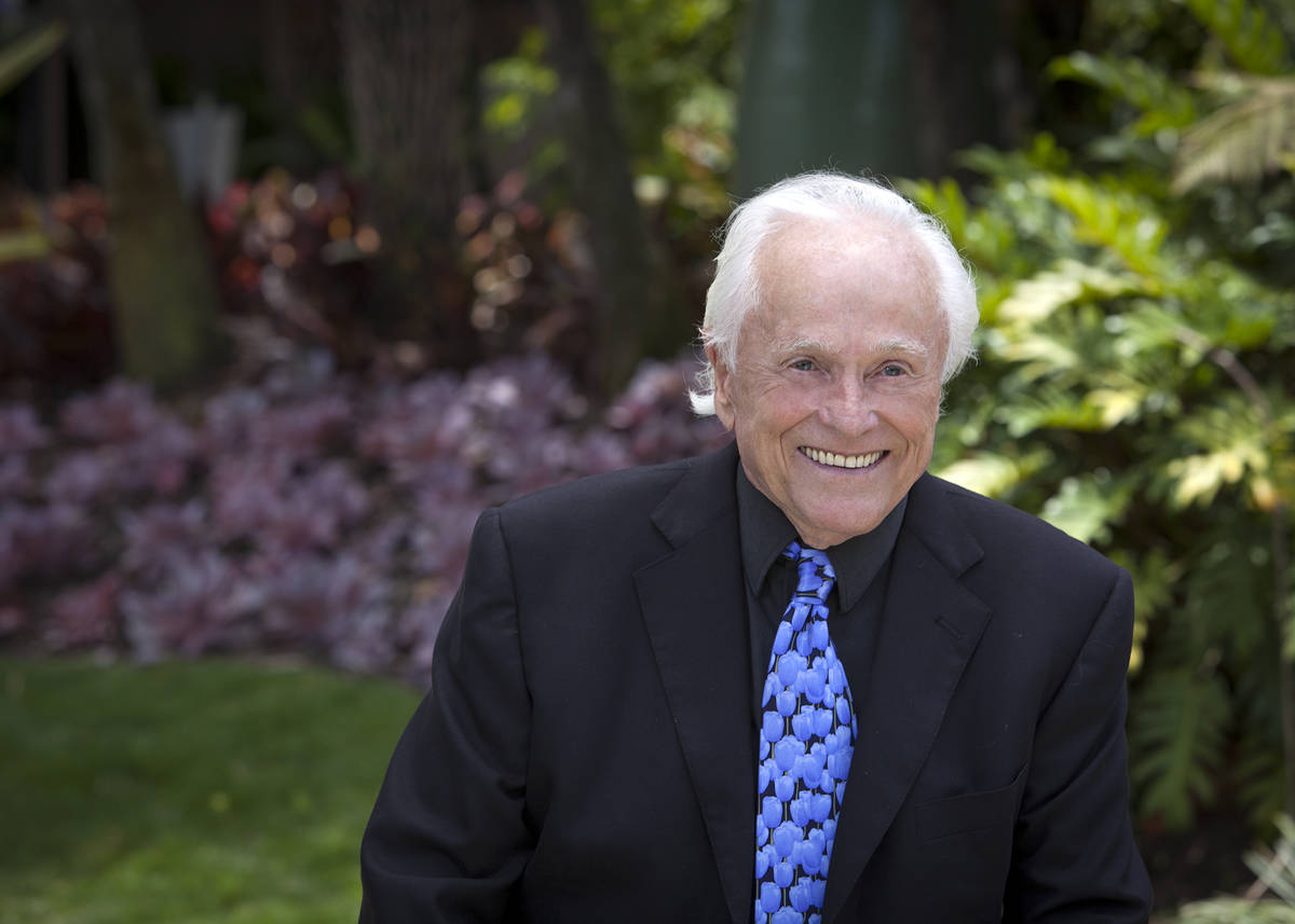Landscape architect Don Brinkerhoff was an award-winning designer who changed the face of Las V ...