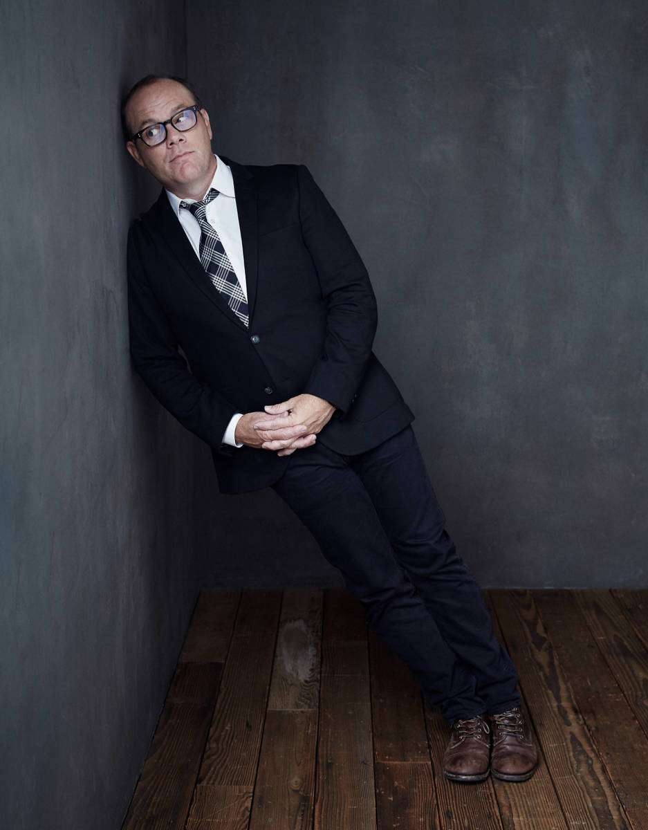 Tom Papa, shown in a promotional photo, headlines Encore Theater at Wynn Las Vegas for the firs ...