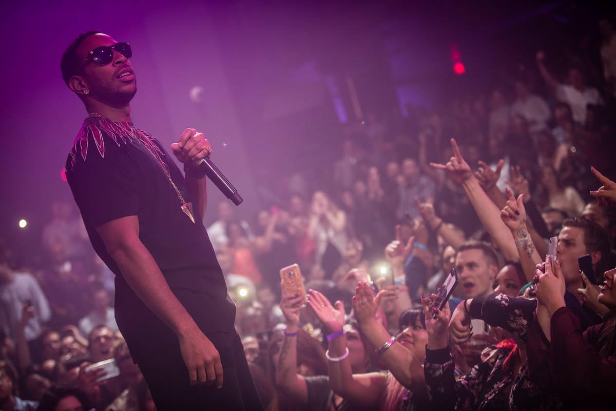 Ludacris headlines at Light at Mandalay Bay on Saturday, March 18, 2017, in Las Vegas. (Seva Ka ...