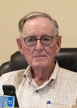 Mesquite City Councilman George Gault