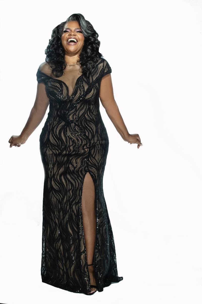 Actress and stand-up comic Mo'Nique is being honored Saturday at the 30th annual African-Americ ...