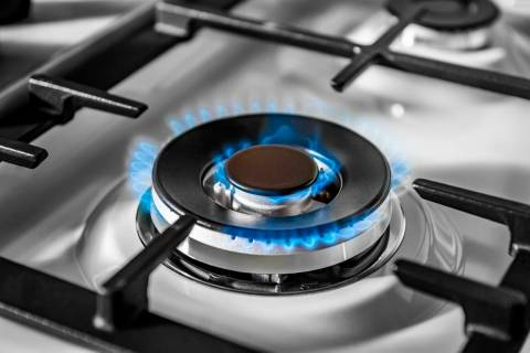 Check the color of the spark of your gas burner. If it is blue, the ignition system is strong. ...