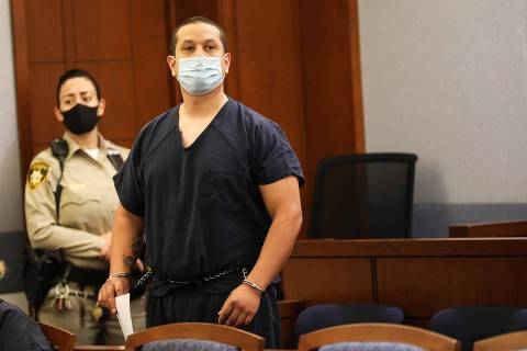 Joshua Martinez, an anti-government activist who allegedly threatened the lives of a police det ...