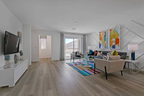 Touchstone Living's Mosaic community, located near Las Vegas Boulevard and St. Rose Parkway, ha ...
