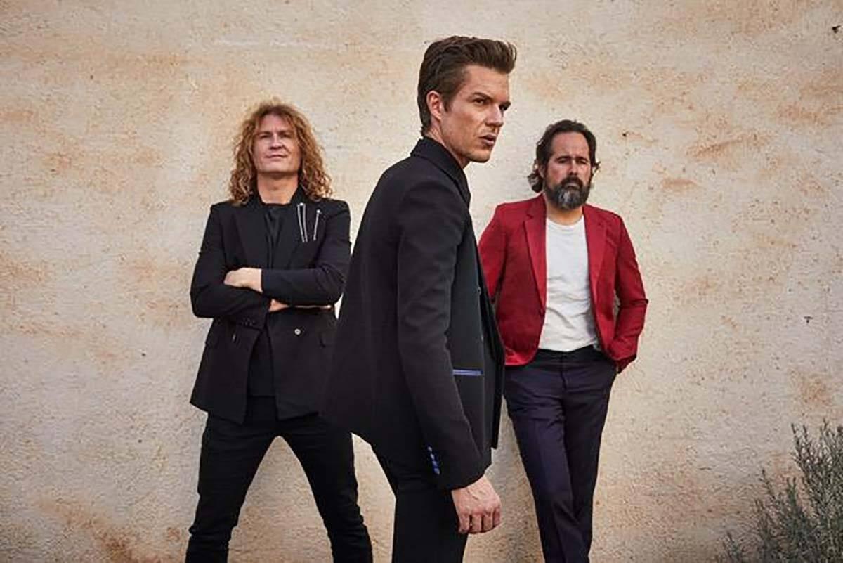 "The Killers are releasing their seventh album, ""Pressure Machine."" (Danny Clinch)"