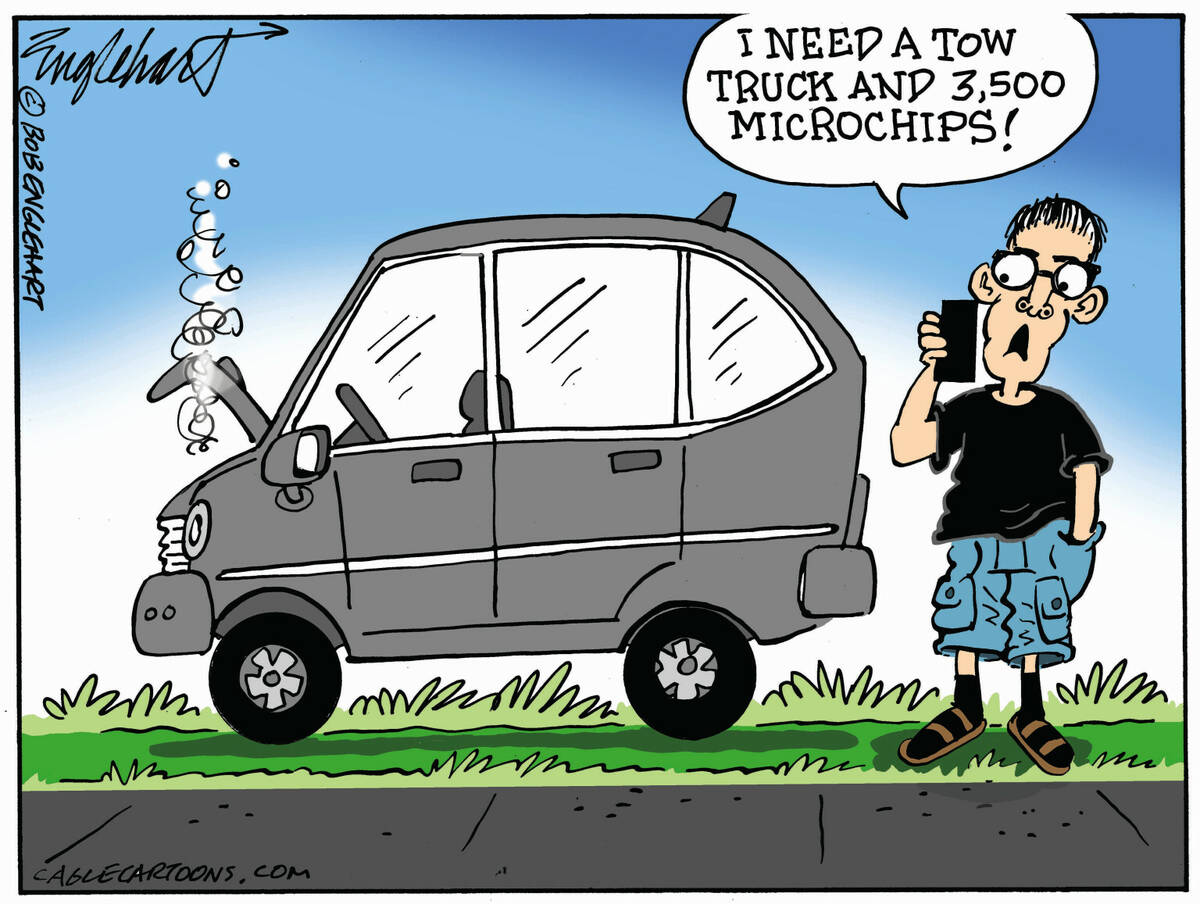 Bob Englehart PoliticalCartoons.com
