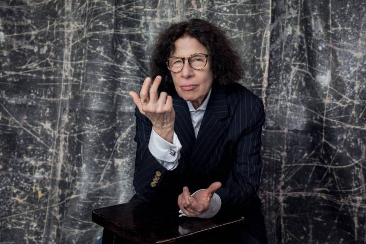Acerbic social observer Fran Lebowitz, who recently saw a spike in fame thanks to her Netflix s ...