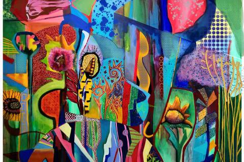 The Summerlin Festival of Arts in Downtown Summerlin will feature works from more than 100 arti ...