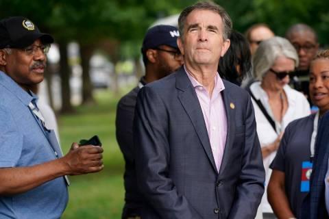 Virginia Gov. Ralph Northam. (AP Photo/Steve Helber, Pool)