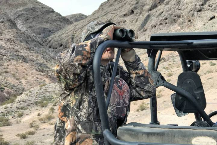 Whether you are hunting or target shooting, using optics and taking the time to verify one's ...