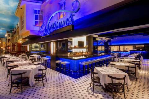The former Martorano's at Paris Las Vegas. (Caesars Entertainment)