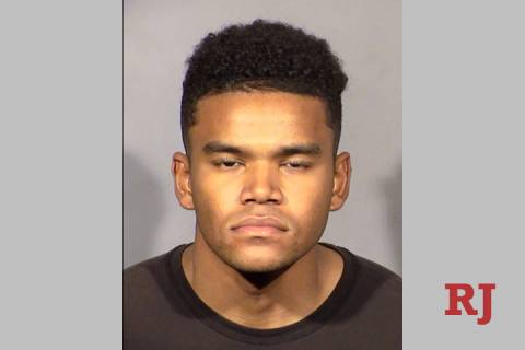 Michael Jones, 21 (CCSD Police Department)