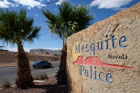Witnesses said Las Vegas police detectives have asked them questions focused on whether city an ...